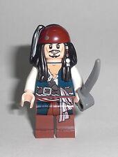 LEGO Fluch der Karibik - Jack Sparrow - Figur Minifig Pirates 4183 4191 4192