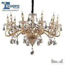 Ideal Lux Negresco Sp10 Lampadario Lampada a Sospensione 10 Luci