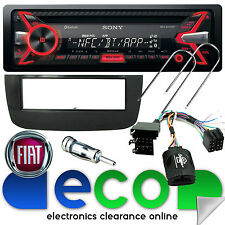 Fiat Punto EVO Sony CD MP3 USB Bluetooth Handsfree Ipod Iphone Radio Stereo Kit