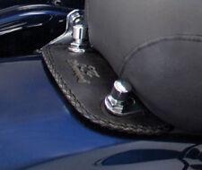 Mustang - 78064 - Black Mini Fender Bib Harley FLHT/FLTR/FLHR/FLHX/FLSTC/FLSTS