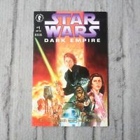 Vintage Star Wars Dark Empire & Tales of the Jedi Comic Book Lot Dark Horse