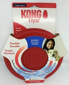 Kong Classic Flyer Frisbee Large