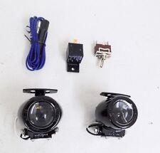 HG Mini-ellipsoid H3 Nebelscheinwerfer rund mit Schalter *neu