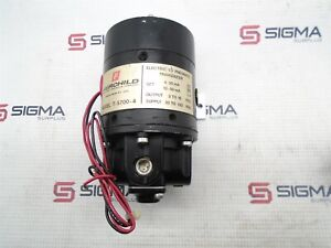 FairChild T-5700-4 Electric To Pneumatic Transducer