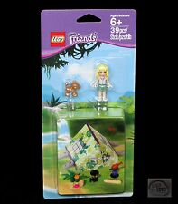 LEGO Friends - Jungle Accessory Kit - 850967 - New Sealed - (Minidoll, Tent)
