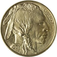 2017 $50 American Gold Buffalo 1 oz. Brilliant Uncirculated