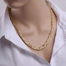 Luxus Königskette Gelbgold Halskette Kette Collier echt Gold 585 14,9g 55cm NEU