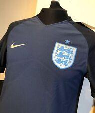 Nike England Player Issue Vapor Aeroswift Away Shirt (832549 410) Size Small New