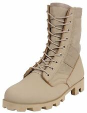 Rothco 5909 Classic Military Jungle Boots - Desert Tan