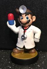 Super Smash Bros DR. MARIO Amiibo Nintendo Lot Switch Wii U 3DS 3DSXL Loose