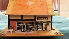 "Vintage Reuge Wooden Music Box by Pauline Ralph ""Antique Shoppe"""