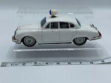 1970's Motorway Patrol Car 3.8 Jaguar Tin Plate Friction Police Car
