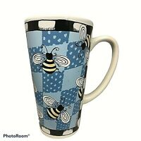 "Alicia Tormey Designs ""Bug Me"" Bee Bugs cup coffee Tea Mug 199"