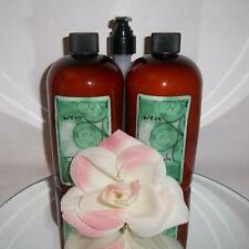 Wen Cleansing Conditioner Shampoo 2 x 16oz = 32oz CUCUMBER ALOE Chaz Dean