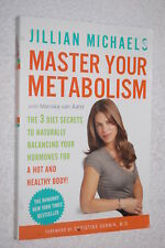 Master Your Metabolism by Jillian Michaels with Mariska van Aalst (2009, Pape..