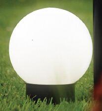 Solarleuchtkugel  Dekoleuchte Wegleuchte Gartenleuchte D x H 15 x 30 cm