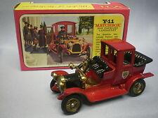 MATCHBOX MODELS OF YESTERYEAR Y-11 1912 PACKARD LANDAULET