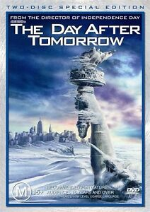 Day After Tomorrow DVD - SAME / NEXT DAY POSTAGE from SYDNEY