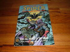 SPIDER REIGN OF THE VAMPIRE KING 1 TIMOTHY TRUMAN 1992 Comic Book vintage cool