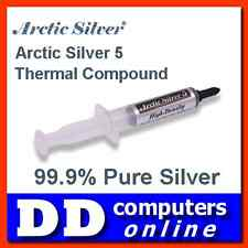 Arctic Silver 5 Thermal Compound 12g CPU Cooling Paste, 99% Pure Silver