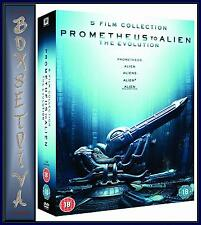 PROMETHEUS TO ALIEN: THE EVOLUTION BOXSET  **BRAND NEW DVD  **