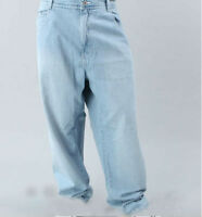 SOUTHPOLE 4187-1041 Big & Tall Mens Relaxed Fit Jeans Light Sand Blue pick size