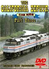 Amtrak's California Zephyr Cab Ride Part 3 DVD NEW Granby to Glenwood Springs