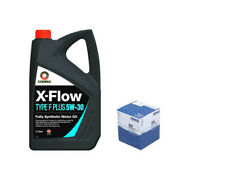 MAHLE OIL FILTER AND 5 LITRES OF COMMA OIL - PLEASE SEND CAR REG WITH ORDER