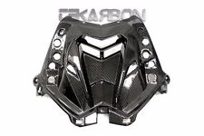2012 - 2015 Yamaha Tmax 530 Carbon Fiber Upper Fairing- 2x2 twill