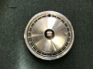 """77 Cadillac Fleetwood OEM 15"""" Hubcap Wheel Cover Used"""