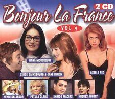 Bonjour La France 4 -VARIOUS ARTISTS (Artist)  Format: Audio CD-2001