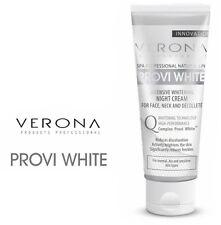 VERONA PROVI WHITE INTENSIVELY WHITENING NIGHT FACE CREAM dark spot pigmentation