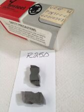 4 NEW VR/WESSON NR 3078R (.156 WIDE) TOP NOTCH CARBIDE INSERTS GR VR75. (R250)
