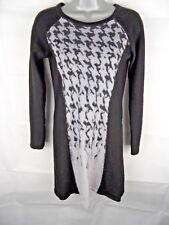 FENN WRIGHT MANSON Studio Dress, 100% lana merino, Taglia Large, Tuta 12-14