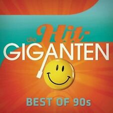 BACKSTREET BOYS/SHAGGY/RICKY MARTIN/+ - DIE HIT GIGANTEN-BEST OF 90S (3 CD) NEU