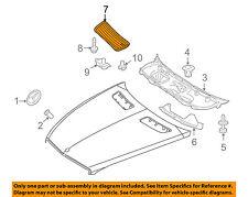 MERCEDES OEM CL600 Hood-Vent Grille Grill Left 22188003058494