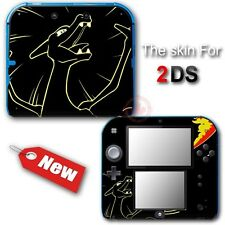 Charizard Cool Amazing NEW SKIN VINYL STICKER DECAL COVER for Nintendo 2DS