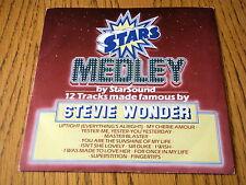 "STAR SOUND - STARS ON STEVIE  7"" VINYL PS"