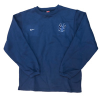 Vintage Nike New York Yankees Crewneck Sweatshirt, Men;s Size XL, Retro 90's USA
