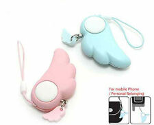 HOT Self Defense Supplies Alarm Key Alarm Popular Personal Key Ring Prote BLUE
