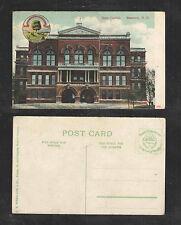 1910s State Capital Bismarck Nd Postcard