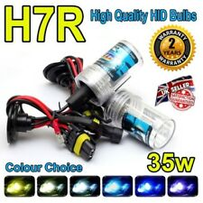 H7R 3000k HID 35w Replacment Bulbs AC Xenon Metal Base Headlight Uk Seller 3k