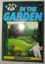 Michelin Branded Edition of I-Spy in the Garden, 1995
