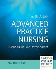 Advanced Practice Nursing: Essentials for Role Development by Joel EdD  APN  FA