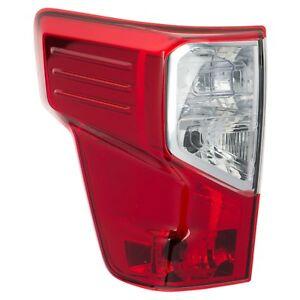 OEM 2016-2021 Nissan Titan Left Rear Tail Light Assembly NEW 26555-EZ23D