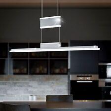 Design Lampe suspendue LED LA VIE Chambre Lumière de plafond réglable en hauteur