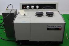Perkin Elmer Fluorescence 204 Spectrophotometer Analyser Laboratory Equipment