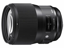 Sigma 135mm F1.8 DG HSM Art Lens for Canon *Free Shipping From Japan *