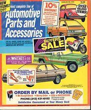 Automotive Parts & Accessories Catalog No.516 1990 Buyers Sale 022817nonDBE2