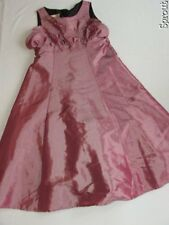 ISOBELLA & CHLOE and dress 8 taffeta EUC gorgeous